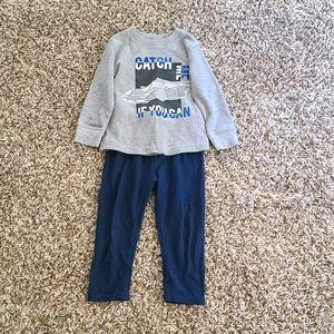 4 for $12 Toddler boy set